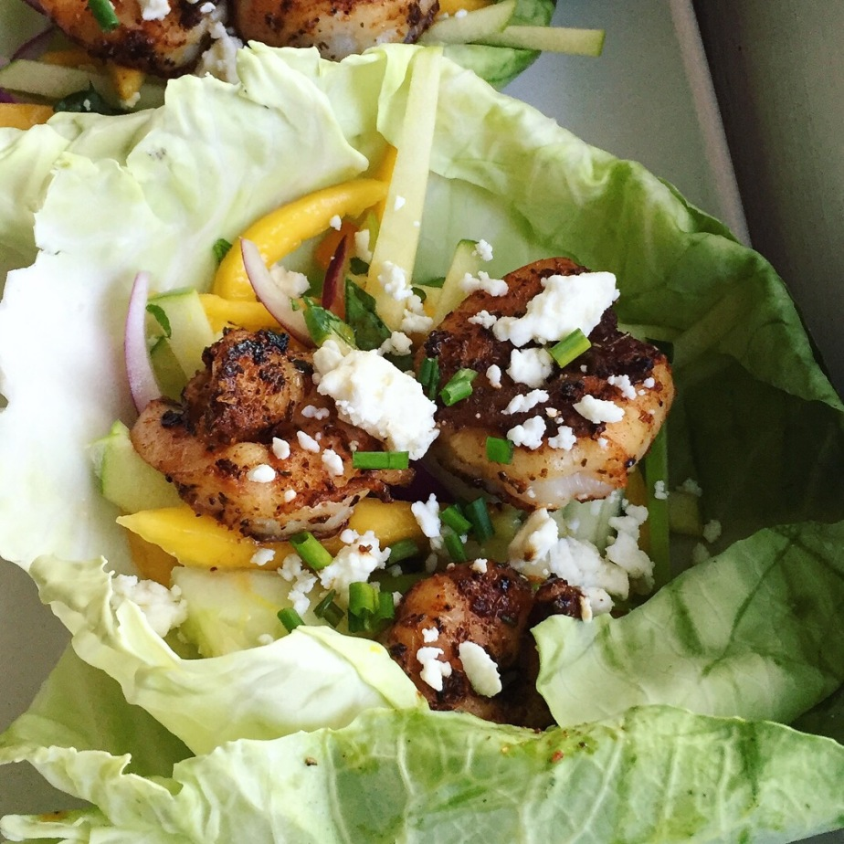 Not Your Average Lettuce Wraps